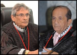 Ribamar Castro e Raimundo Melo