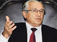 José Reinaldo: candidatura ao Senado não tem o apoio do Palácio dois Leões