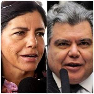 Roseana Sarney e Sarney Filho: disputa para saber quem vai na chapa majoritária