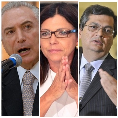 Derrocada de Michel Temer prejudica Roseana Sarney e fortalece Flávio Dino