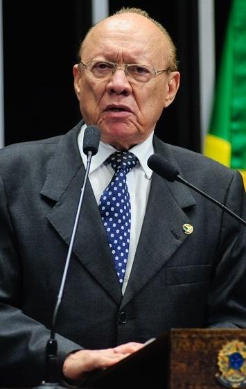 João Alberto reeleito pela sexta vez presidente do Conselho de Ética
