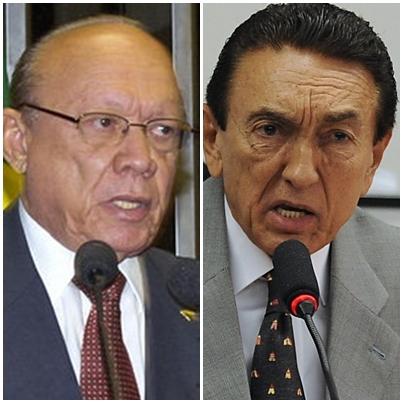 João Alberto e Edison <Lobçao: fora da pesquisa, mas no jogo eleitoral