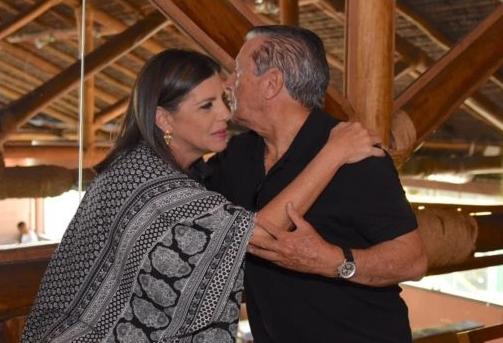 Roseana Sarney reencontra José Reinaldo: há chance de retomar a aliança política?