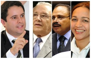 Edivaldo Jr.pode escolher segundo nome entre José Reinaldo, Waldir Maranhão e Eliziane Gama