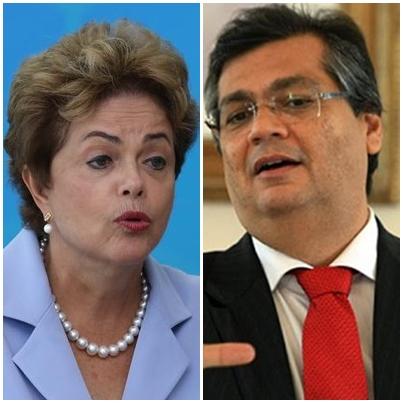 Convite a Dilma Rousseff teria sido feito por Flávio Dino