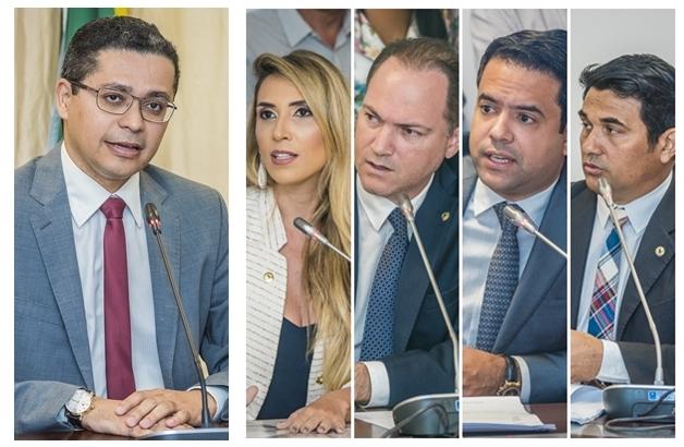 Carlos Lula respondeu a todas perguntas feitas por Andrea Murad, Souza Neto, Edilázio Jr, e Wellington do Curso