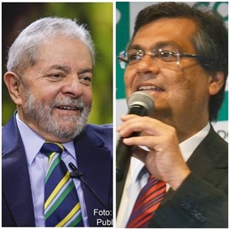 Lula da Silva e Flávio Dino consolidando aliança