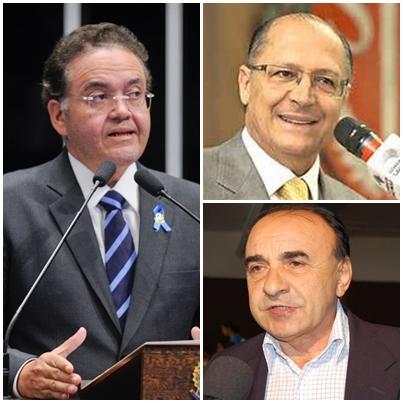 Roberto Rocha vai ser candidato do PSDB com apoio de Geraldo Alckmin e aval de Sebastião Madeira
