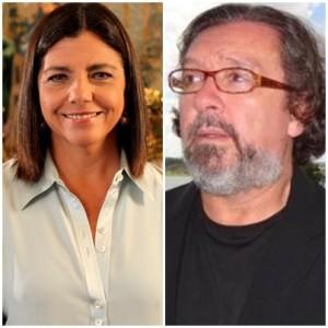 Roseana Sarney e Antônio Carlos Almeida Castro: laços profissionais e de amizade