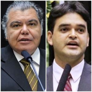Sarney Filho e Rubens Jr. se destacam na bancada no que diz respeito Pa denúncia contra Michel Temer