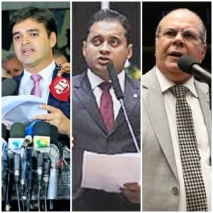 Rubens Jr., Weverton Rocha e Hildon Rocha foram destaque