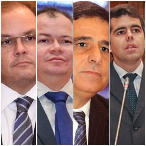 Rogério Cafeteira e Rafael Leitoa defenderam Fundo; Max Barros e Adriano Sarney criticaram ´projeto