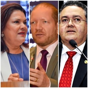 Graça Paz defende Roberto Rocha dos petardos de Othelino Neto