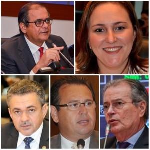 Humberto Coutinho saudou Nina Melo, Antônio Pereira, Stênio Rezende e Levi Pontes pelo Dia do Médicoi