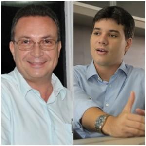 Luis Fernando Silva e Neto Evangelista ficam com Flávio Dino