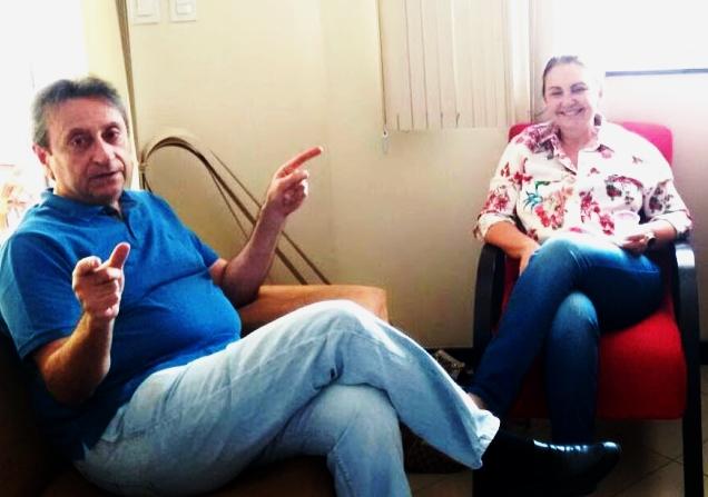 Ricardo Murad e Tereza Murad: condenador por abuso nas eleições