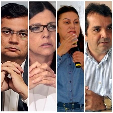 Flávio Dino e Roseana Sarney sentem a força de Irlahi Morais e Hilton Gonçalo em Rosário