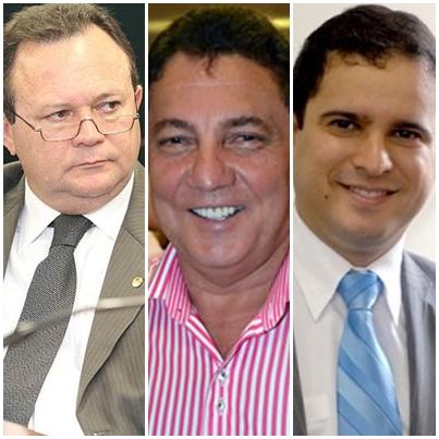 Carlos brandão, Tema Cunha e Edivaldo Jr.: nomes cotados para vice