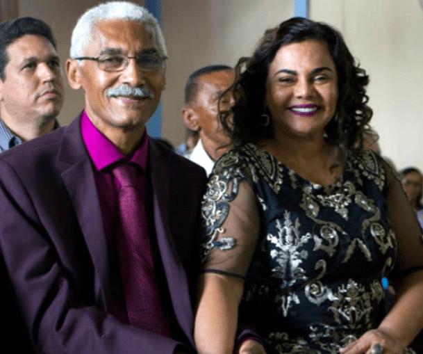 Domingos Dutra e Núbia Dutra: gestão conjunta gera controvérsia e críticas da Oposição