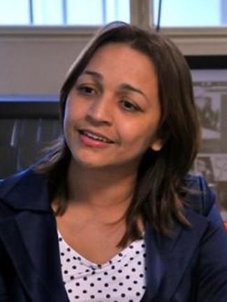 Eliziane Gama: decisão de disputar uma cadeira no Senado