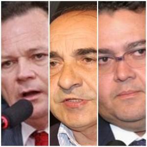 Brandão deve sair e controle fica com Roberto Rocha e Sebastião Madeira
