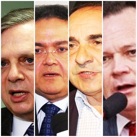 Tassi Jereissati decidiu que Roberto Rocha e Sebastião Madeira comandarão o PSDB; Carlos Brandão deve sair