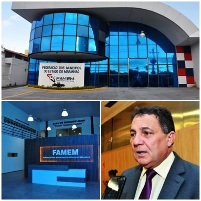 As novas instalações darão impulso às ações da Famem, segundo o presidente Tema Cunha