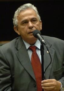 Pedro Fernandes: foi resgatado por Flávio Dino na inauguração na BR-135