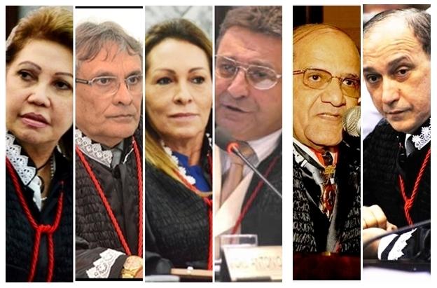 Cleonice Freire, Ribamar Castro, Nelma Sarney, Bayma Jr., Raimundo Melo e Lourival Serejo já decidiram sobre o Caso Zé Vieira