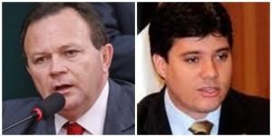 Carlos Brandão já saiu do PSDB, e Neto Evangelista deve serguir o mesmo caminho procuranabrigos