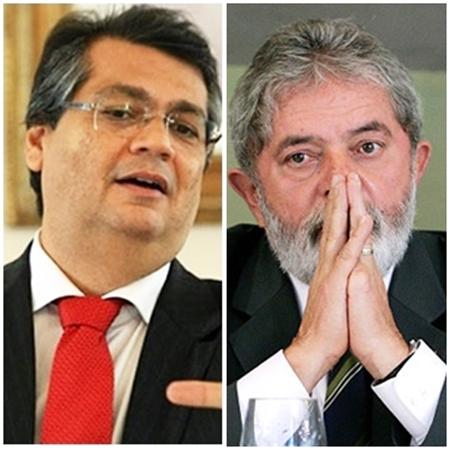 Flávio Dino tem sido um defensor incondicional de Lula da Silva