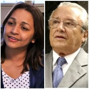 Eliziane Gama e José Reinaldo disoutam a segunda vaga de candidato a senador na chapa de Flávio Dino