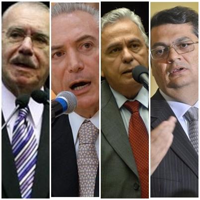 A pedido de José Sarney, Michel Temer vetou Pedro Fernandes para atingir Flávio Dino