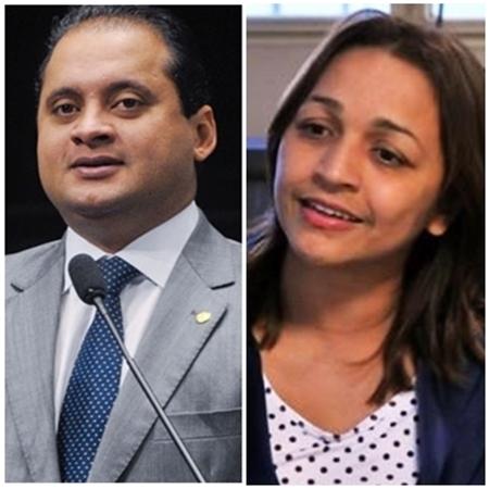Weverton Rocha e Eliziane Gama: aliança forte para vagas no Senado