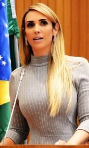 Andrea Murad: tudo indica que disputará cadeira na Câmara Federal