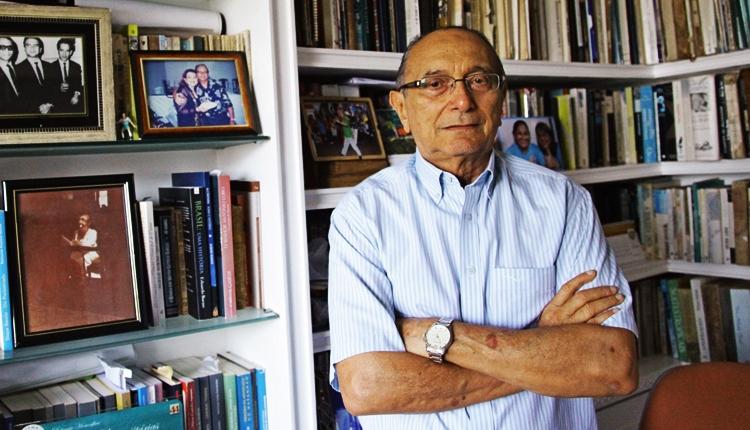 Benedito Buzar chega aos 80 anos presidente da AML intelectualmente ativo como sempre