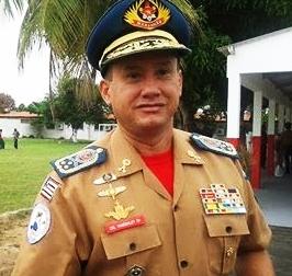 Coronel Vanderley: preso por suspeita de corrupção