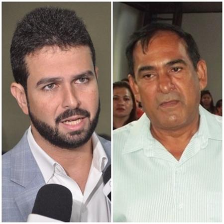 Gil Cutrim e Josemar Sobreiro são alvos da ação do MP contra o contrato com a Odebrecht