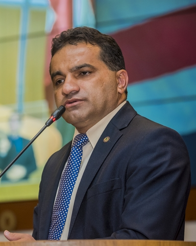 Josimar de Maranhãozinho:discurso forte acusando o secretário Marcio Honaiser