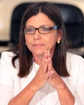 Roseana Sarney propôs a criaççao do Ministperio da Segurança quando tentou se candidatar a presidente em 2002