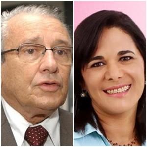 José Reinado e Luana Alves estão a caminho da filiação no DEM