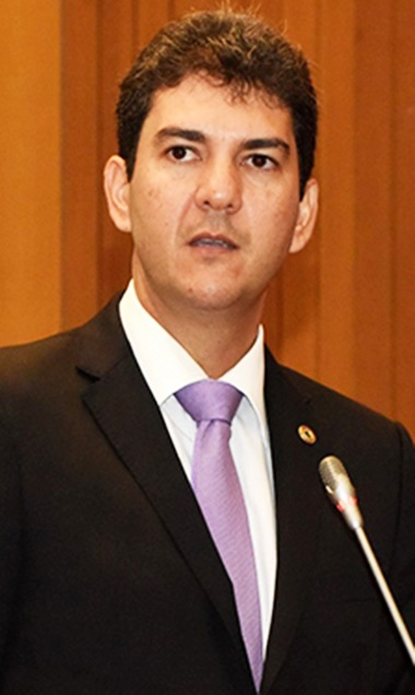 Eduardo Braide: decidido a ser governador, mas ainda sem as condições necessárias