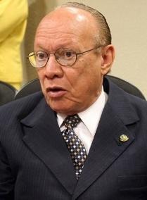 João Alberto: decidido a não participar das eleições como candidato