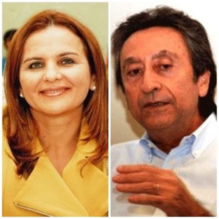 Maura Jorge e Ricardo Murad: candidatos inconcistentes a  governador