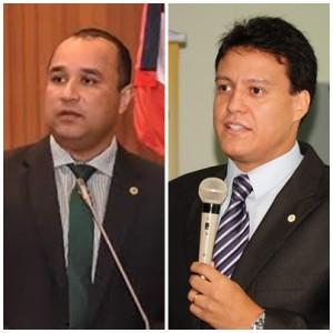 Roberto Costa e Felipe Camarão: oposição e situação em favor do bem comum