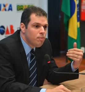 Rodrigo Lago: premiado com a Casa Civil pelos bons serviços