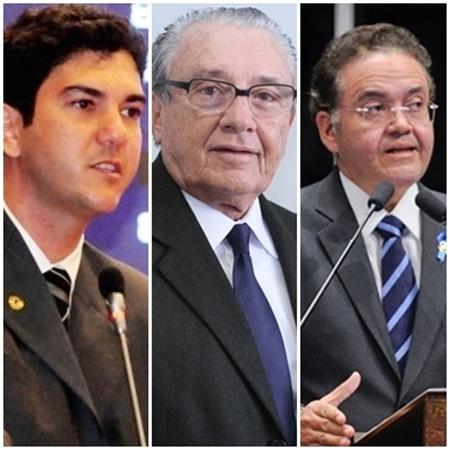 Eduardo braide, José Reinaldo e Roberto Rocha : articulação cautelosa contra Flávio Dino na corrida eleitoral