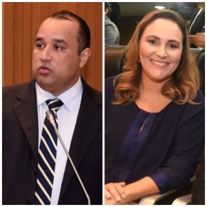 Roberto Costa e Nina Melo: MDB mais enxuto, mas mais autêntico