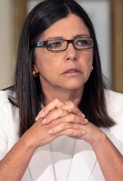 Roseana Sarney deve definir sua chapa até o final de maio