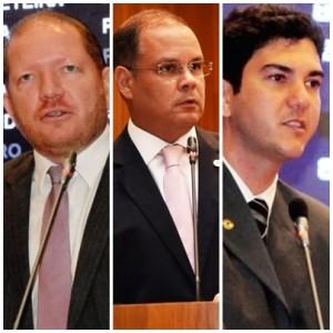Othelino Neto terá de manter o equilíbrio no debate entre Rogério Cafeteira e Eduardo Braide